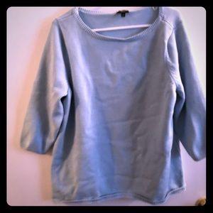 Dolman Sleeve Bandeau Neck Sweater